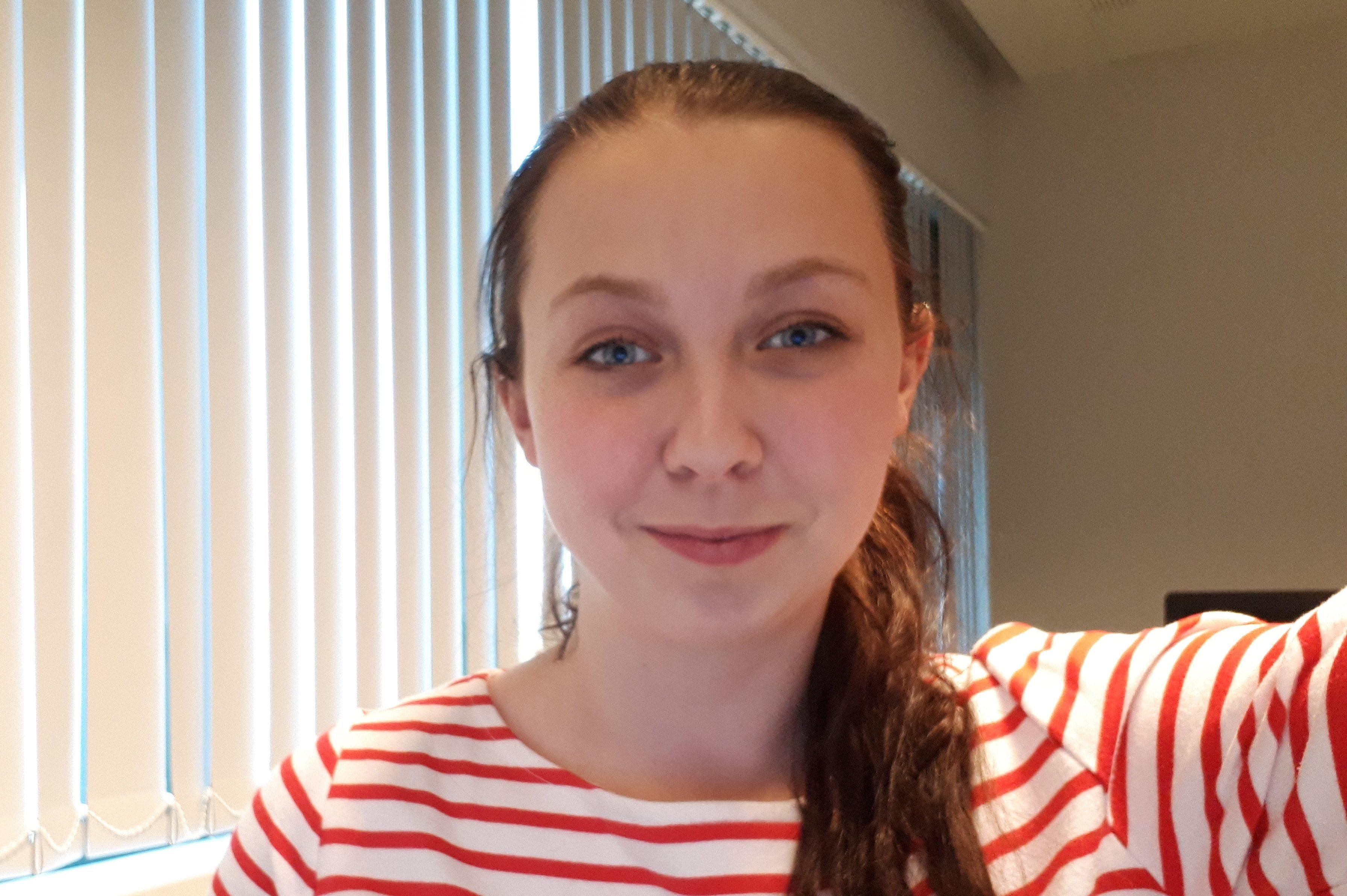 headshot of Katrin from Iceland